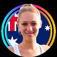 Hannah Profesora de Historia y Artes Australia